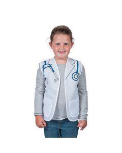 Doctor/Dentist/Veterinarian Vest Costume