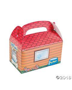 Dog House Favor Boxes