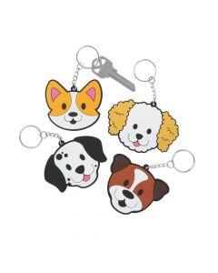 Dog Keychains