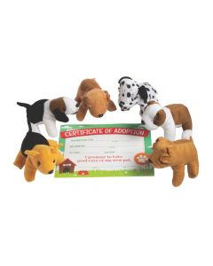 Dog Party Adoption Kit