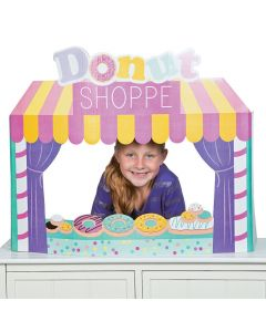 Donut Party Photo Cardboard Stand-Up