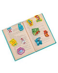 Dr. Seuss Bookmark Magnets