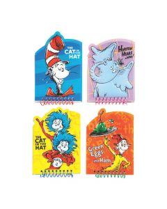 Dr. Seuss Character Memo Spiral Notepads