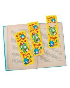 Dr. Seuss Grab Your Hat Bookmarks