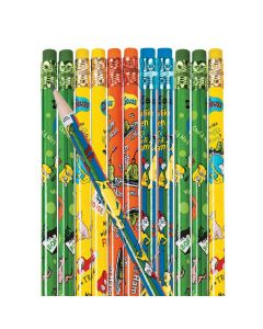 Dr. Seuss Green Eggs and Ham Pencils