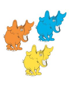 Dr. Seuss Horton Hears a Who Kindness Bulletin Board Cutouts