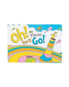 Dr. Seuss™ Oh, the Places You'll Go Autograph Books