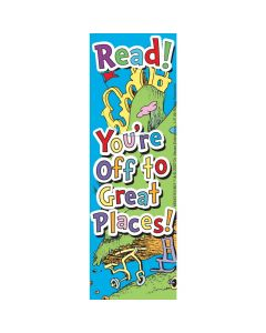 Dr. Seuss Oh the Places You'll Go! Bookmarks