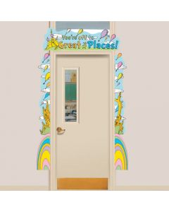 Dr. Seuss™ Oh, the Places You'll Go Door Border Set