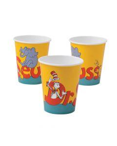 Dr. Seuss Paper Cups