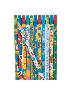 Dr. Seuss Pencils