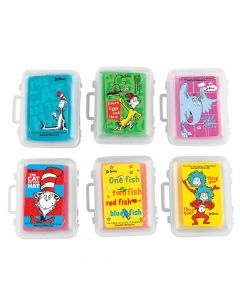 Dr. Seuss Scented Kneaded Erasers