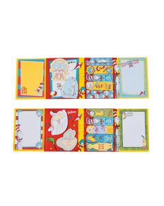 Dr. Seuss Sticky Note Packs