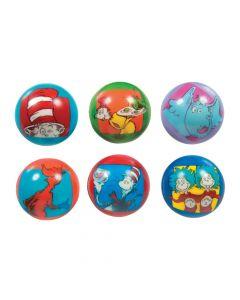 Dr. Seuss Stress Balls