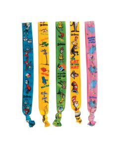 Dr. Seuss Stretch Bookmarks