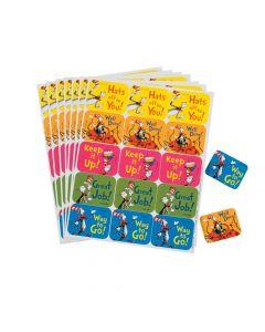 Dr. Seuss Success Stickers