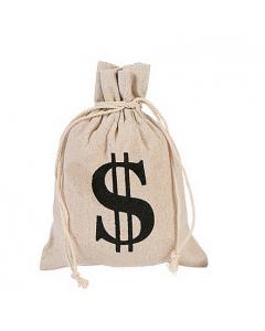 Drawstring Money Bags