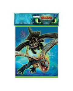 DreamWorks How To Train Your Dragon Plastic Goody Bags