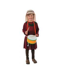 Drum with Drumsticks