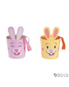 Easter Bunny-shaped Buckets