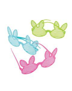 Easter Bunny Shutter Glasses