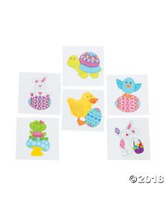 Easter Character Tattoos