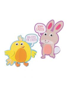 Easter Characters Craft Kit
