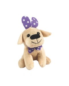 Easter Stuffed Dogs with Bunny Ears