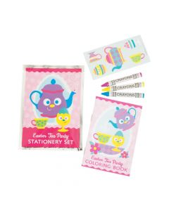 Easter Tea Party Activity Sets