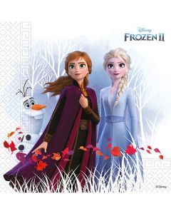 Frozen 2 Destiny Awaits Paper Napkins