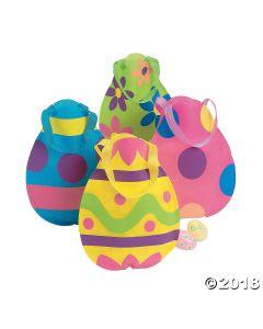 Egg-cellent Easter Egg Tote Bags