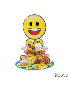 Emoji Cupcake Stand
