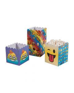 Emoji Rainbow Poop Popcorn Boxes