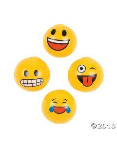 Emoji Sticky Splat Balls