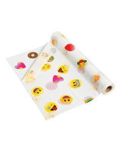 Emoji Tablecloth Roll