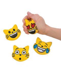 EmojiCats Stress Toys