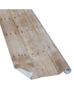 Fadeless Weathered Wood Paper Roll