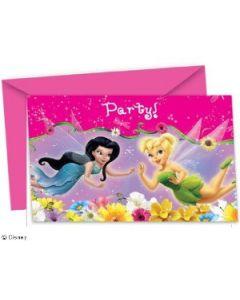 Fairies Springtime Invitation