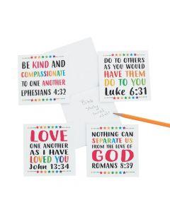 Faith Inspirational Message Notepads