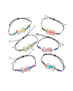Faith Stone Bracelets Craft Kit