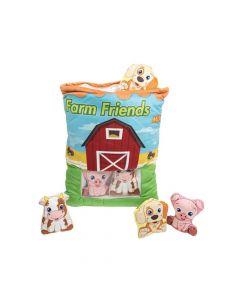Farm Friends Plush Pack