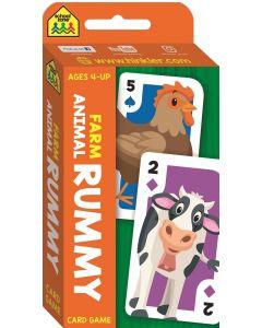 Farm Memory Match Game