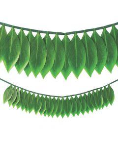 Faux Mango Leaf Garland