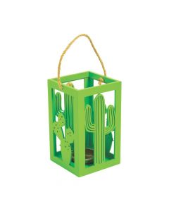 Fiesta Cactus Lantern
