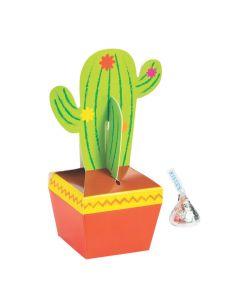 Fiesta Cactus Treat Boxes