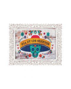 Fiesta Day of the Dead Sign