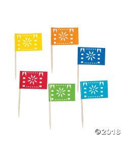 Fiesta Flag Picks