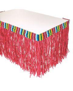 Fiesta Fringe Table Skirt