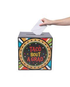 Fiesta Graduation Card Box