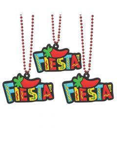 Fiesta Jumbo Charm Necklaces